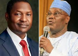 AGF Malami insists that Atiku isn't Nigerian citizen