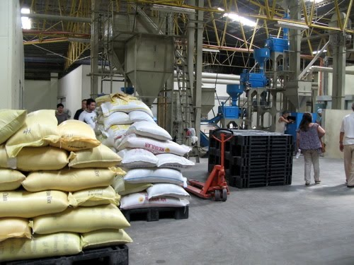 Lagos to raise agricultural output capacity as Imota rice mill near completion