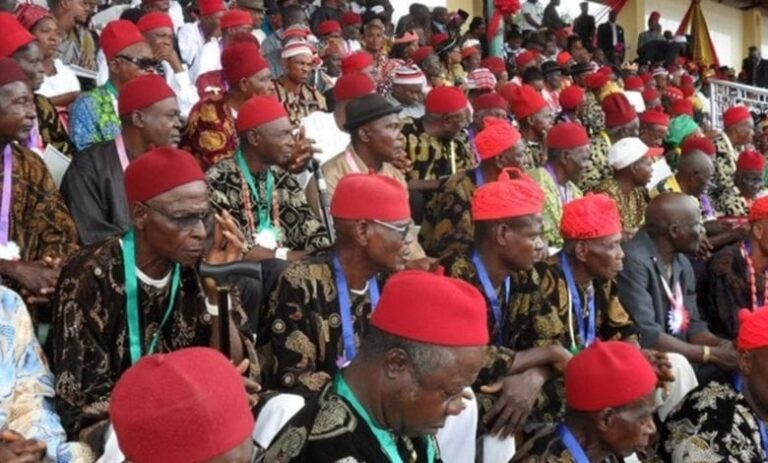 Enugu state residents hail formation of S'East security outfit, 'Ebubeagu'