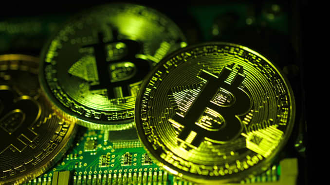 CEO of a top bitcoin exchange warns a crackdown on cryptocurrencies may be coming