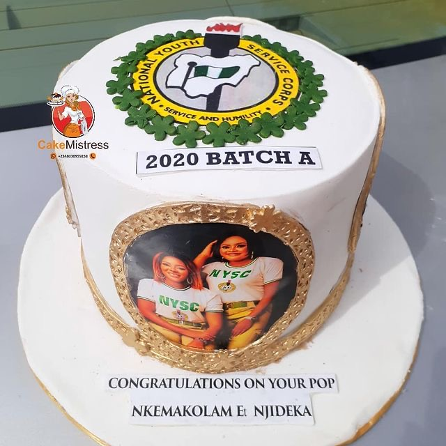 Graduate makes N150,000 monthly income from cake business