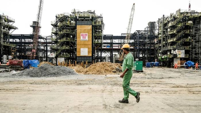 Nigerian Gas Production Rises 4.8% to 223.6bcf
