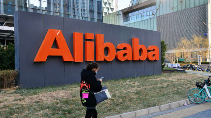 China's Communist-led government slaps Western styled Capitalist e-commerce giant Alibaba with $2.8 billion fine in anti-monopoly probe