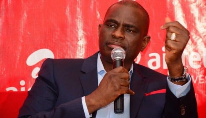 Ogunsanya's appointment as CEO Airtel Africa excites Buhari