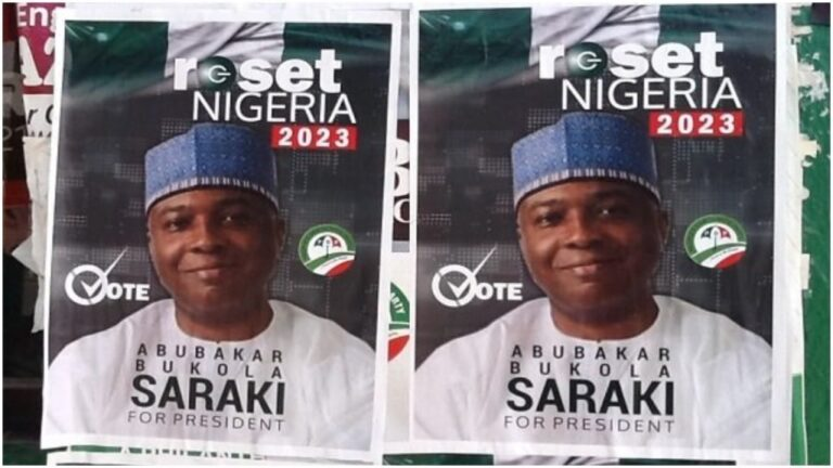 In PDP, Hope for Igbo Presidency in Limbo as Saraki's 2023 presidential campaign posters flood Northern states