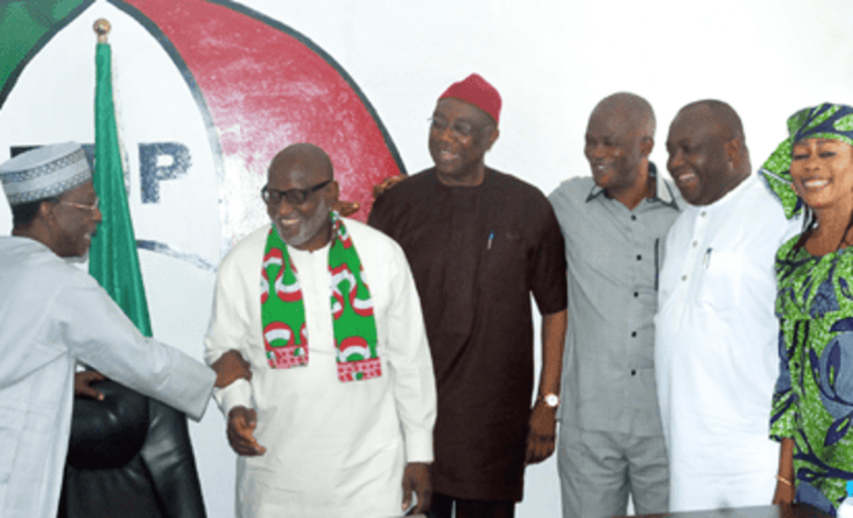 Anambra 2021: PDP Screens Guber Aspirants Monday